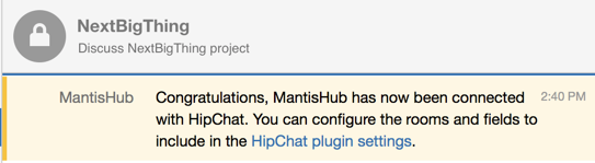 hipchat-mantishub-plugin-test